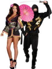 Sexy Ninja Couple 2