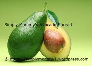 Simply Mommy's Avocado Spread